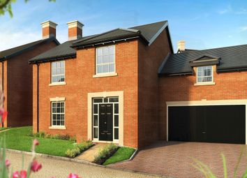 "Thumbnail 4 bed detached house for sale in ""The Woodhouse "" at Pitt Road, Winchester"