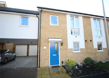 Thumbnail 4 bed terraced house for sale in Woodside Close, Grays
