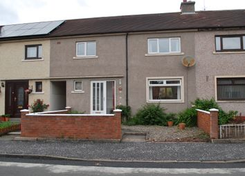 Thumbnail 3 bed terraced house for sale in South Pilmuir Road, Clackmannan