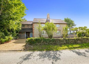 Thumbnail 5 bed country house for sale in Sapperton, Grantham