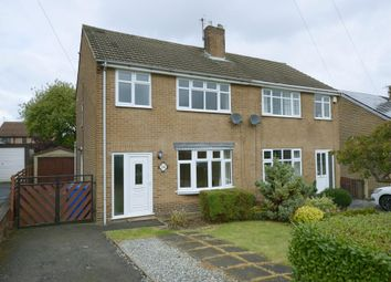 Thumbnail 3 bed semi-detached house for sale in Greenside Avenue, Chesterfield