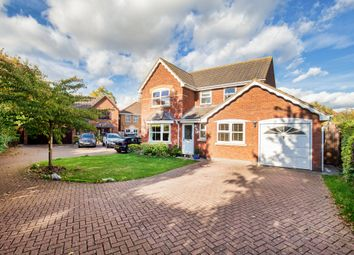 Thumbnail 4 bed detached house for sale in Betjeman Road, Royston