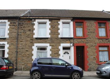 Thumbnail 3 bed terraced house to rent in Eileen Place, Treherbert