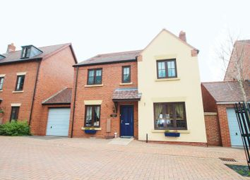 Thumbnail 4 bed detached house for sale in Yewtree Moor, Lawley Village, Telford