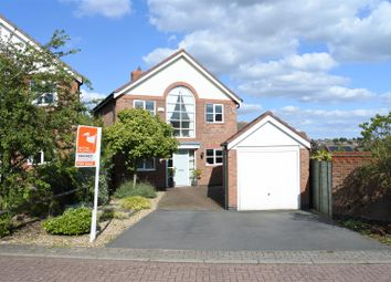 Thumbnail 4 bed detached house for sale in Foxglove Avenue, Melton Mowbray