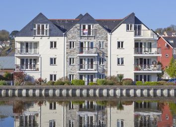 Thumbnail 4 bed flat for sale in Town Quay, Harbour Road, Wadebridge