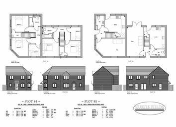 Thumbnail 3 bed semi-detached house for sale in Curtis Way, Weymouth
