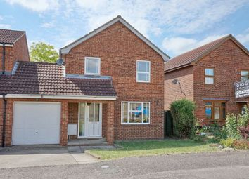 Thumbnail 3 bed detached house for sale in Cornwall Court, Eaton Socon, St. Neots
