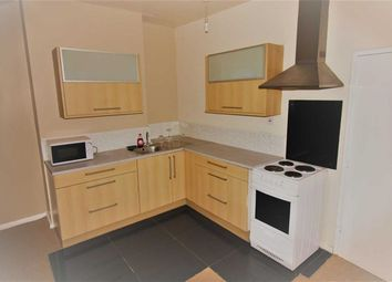 Thumbnail 2 bed flat to rent in Market Street, Milnsbridge, Huddersfield