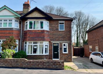 Thumbnail 3 bed semi-detached house for sale in Tremona Road, Southampton