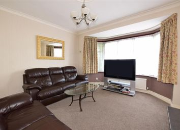 Thumbnail 4 bedroom terraced house for sale in Eastern Avenue, Gants Hill, Ilford, Essex