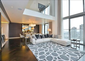 Thumbnail 3 bed flat to rent in The Heron, City, London