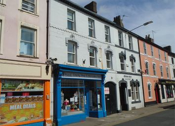 Thumbnail 2 bed flat for sale in First Floor Flat, High Street, Wigton, Cumbria