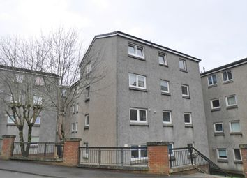 Thumbnail 2 bed flat for sale in Dougray Place, Barrhead