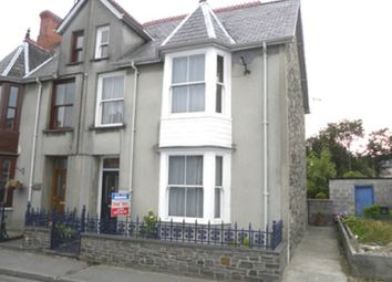 Thumbnail 3 bed property for sale in Chapel Street, Tregaron
