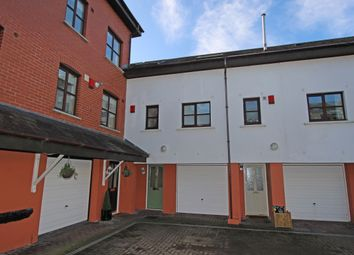 Thumbnail 3 bedroom terraced house for sale in Luxton Court, Cullompton