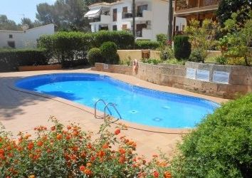 Thumbnail 1 bed property for sale in Santa Ponsa, Balearic Islands, Spain
