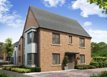 """Thumbnail 3 bed detached house for sale in """"The Clayton"""" at Balmoral Close, Northampton"""
