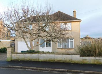 Thumbnail 5 bed detached house for sale in Partis Way, Bath