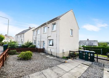 Thumbnail 2 bed semi-detached house for sale in Alligan Road, Crieff