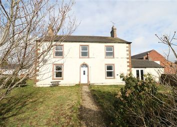 Thumbnail 4 bed detached house for sale in Crosby-On-Eden, Carlisle, Cumbria