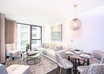 Thumbnail 2 bed flat to rent in 4 Charles Clowes Walk, London