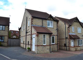 Thumbnail 3 bed detached house for sale in Overmoor View, Tibshelf, Alfreton