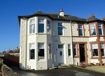 Thumbnail 4 bed property for sale in The Crescent, Monkton Road, Monkton, Prestwick
