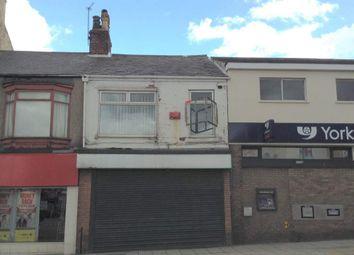 Thumbnail Retail premises for sale in 186 High Street, Eston, Middlesbrough