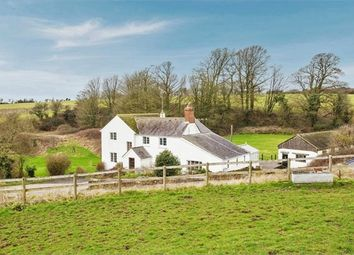 Thumbnail 5 bed detached house for sale in Hill Farm, Beaminster, Dorset