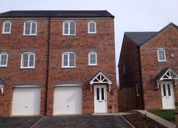 Thumbnail 3 bed semi-detached house to rent in Scholars Rise, Middlesbrough