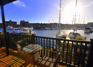 4 bed town house for sale in St. Lawrence Way, Sovereign Harbour North, Eastbourne BN23