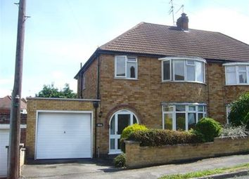 Thumbnail 3 bed property to rent in Fielding Road, Birstall, Leicester