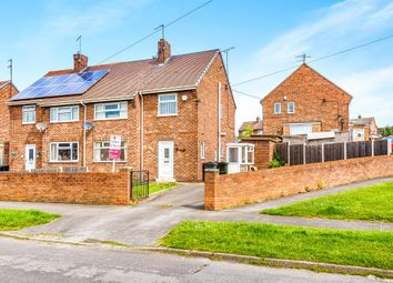 Thumbnail 3 bed semi-detached house for sale in Beech Road, Maltby, Rotherham