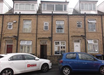 Thumbnail 4 bedroom terraced house to rent in Newport Place, Bradford