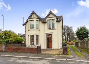 Thumbnail 4 bed detached house for sale in Regent Street, Paisley