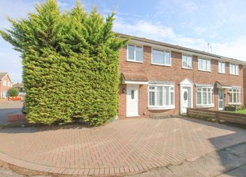 Thumbnail 3 bed end terrace house to rent in Twining Road, Stanway, Colchester