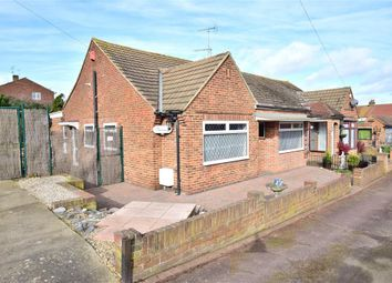 Thumbnail 3 bed semi-detached bungalow for sale in Oxford Close, Gravesend, Kent