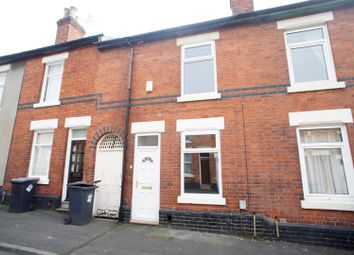 Thumbnail 2 bedroom terraced house to rent in Campion Street, Derby