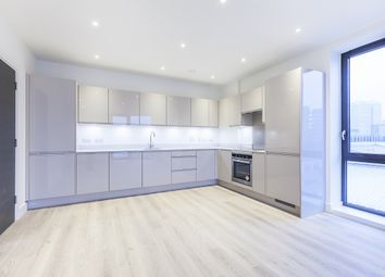 Thumbnail 2 bedroom flat to rent in Glass Blowers House, Valencia Place, Canning Town, London