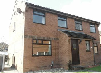 Thumbnail 3 bed semi-detached house for sale in Dawsons Corner, Leeds, West Yorkshire