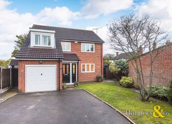 Thumbnail 4 bed detached house for sale in Kenley Close, Bexley