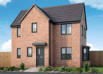 "Thumbnail 3 bed property for sale in ""Windsor"" at School Street, Thurnscoe, Rotherham"