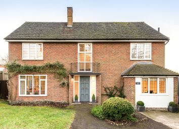 Thumbnail 4 bed detached house for sale in Wray Common Road, Reigate, Surrey