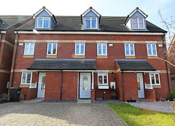 Thumbnail 3 bedroom terraced house for sale in Buttermere Close, Hull