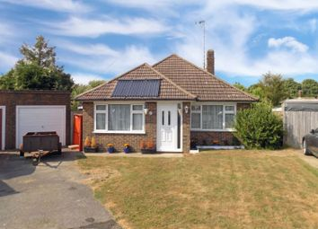 Thumbnail 2 bed detached bungalow for sale in Abbots Close, Hassocks
