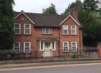 Thumbnail 4 bed detached house for sale in The Crescent, Nottingham