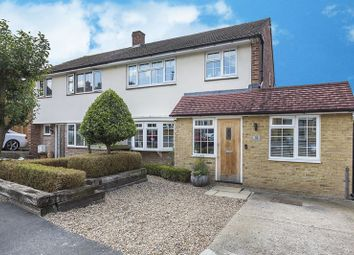 Thumbnail 3 bed semi-detached house for sale in Gattons Way, Sidcup