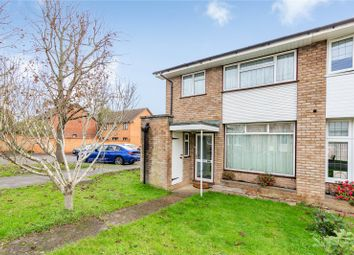 Thumbnail 3 bed end terrace house for sale in Halcyon Way, Hornchurch