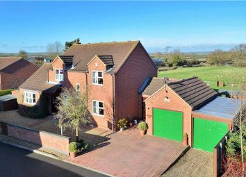 Thumbnail 3 bed detached house to rent in Barnards Place, West End, Long Clawson, Melton Mowbray